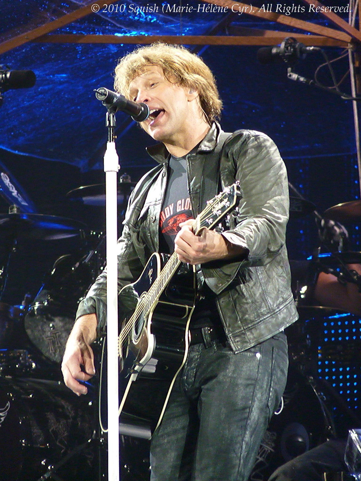 Bon Jovi - New Meadowlands Stadium, NJ, États-Unis (27 mai 2010)